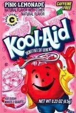Kool Aid Packets - 8
