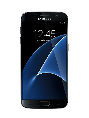 Samsung Galaxy S7 G930T T-Mobile Unlocked GSM 4G LTE Smartphone w/ 12MP Camera - Black (Certified Refurbished)