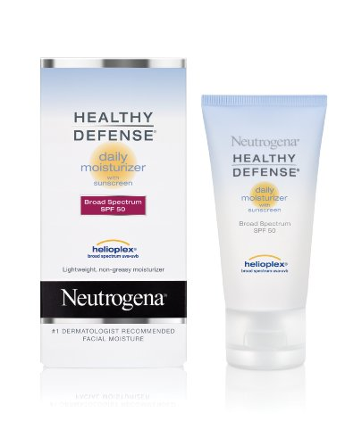 Neutrogena Skinclearing Makeup, 100 Natural Tan, 1 Fl. Oz. (Pack of 3)