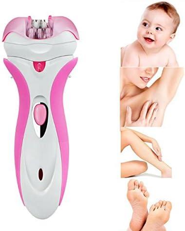 hangang de 4 en 1 de afeitadora eléctrica, de las piernas, brazo ...