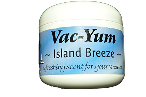 Vac-Yum Vacuum Cleaner Fragrance Island Breeze Scent