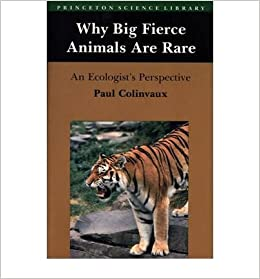 Book Why Big Fierce Animals Are Rare