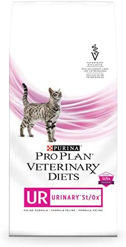 Purina Pro Plan Veterinary Diets Ur Urinary St Ox Feline Formula Dry Cat Food