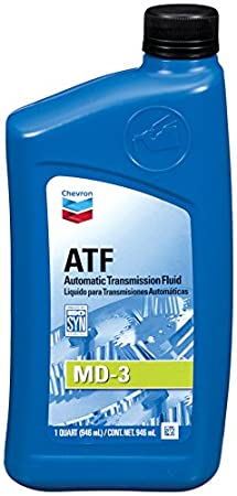 Chevron 39770 MD-3 Automatic Transmission Fluid - 1 Quart