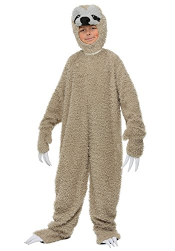Child Sloth Costume X-Large (Sloth Costume Animal)