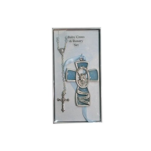 Guardian Rosary Childrens Christening Baptism product image