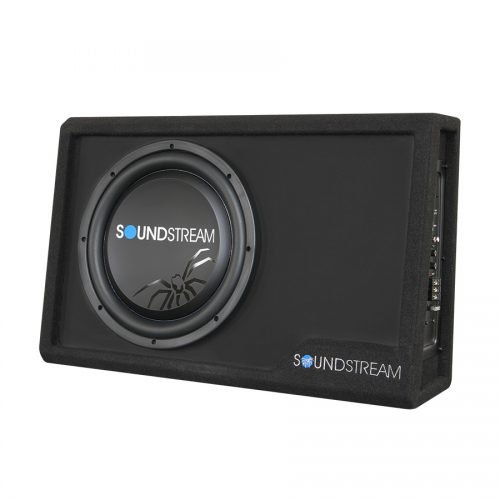 Soundstream PSB.10A 10 Inch Powered Enclosure -