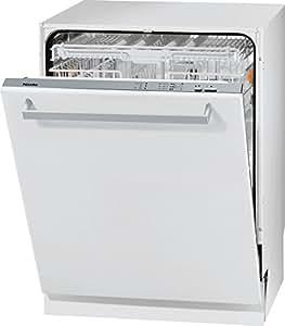 Miele G 4170 SCVi Independiente 14cubiertos A+ lavavajilla - Lavavajillas (Independiente, Color blanco, Acero inoxidable, 14 cubiertos, 48 dB, A)
