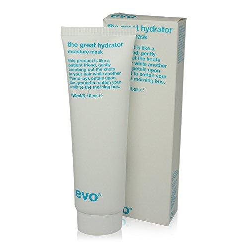 Evo The Great Hydrator Moisture Mask, 5.1 Ounce - Instant Moisture Mask
