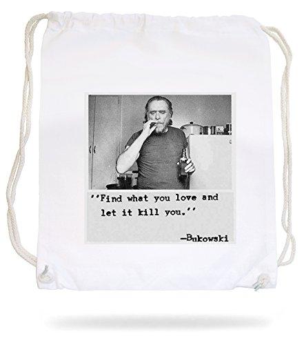 Bukowski Gymsack White Certified Freak