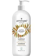 ATTITUDE Super Leaves, Hypoallergenic Clarifying Conditioner, Lemon Leaves & White Tea