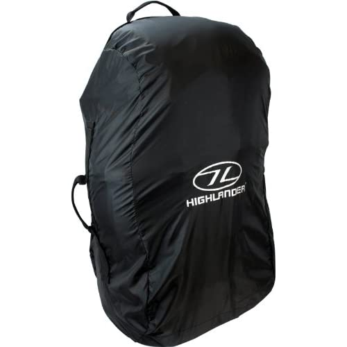Highlander   Unisex Outdoor  Cover available in Black - Combo