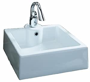 porcher bathroom sink porcher 15101 00 001 above counter basin lavatory white 14026