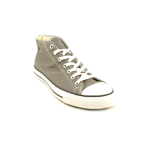Converse Mens All Star Clean Mid Gray