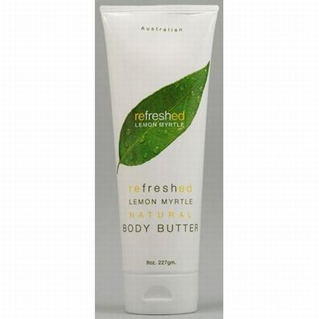 Tea Tree Therapy Lemon Myrtle Body Butter - 8 oz