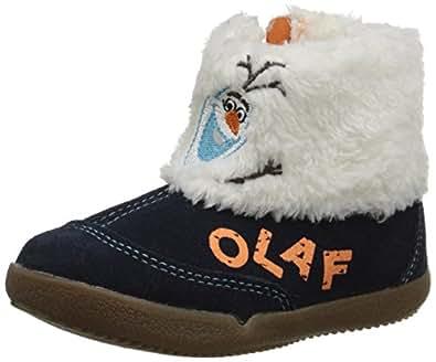 Amazon.com | Stride Rite Disney Frozen Olaf Winter Boot