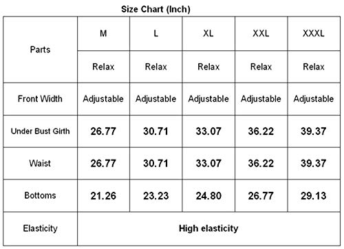 1942b9c9f3 Acelitt Women Solid Black One Piece Swimsuit Monokini Plus Size Criss Cross  Neck Swimwear Swimming Bathing