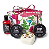 Lush Rosie Wrapped Gift