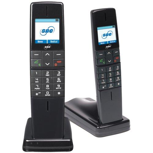 (SBC Dual Cordless Telephone Handsets Model SBC-6028-2HC)