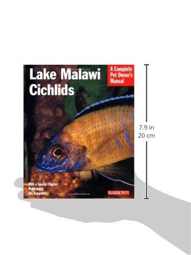 Lake Malawi Cichlids (Complete Pet Owner's Manuals) 3