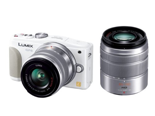Panasonic Mirrorless Interchangeable Telephoto Dmc gf6w w