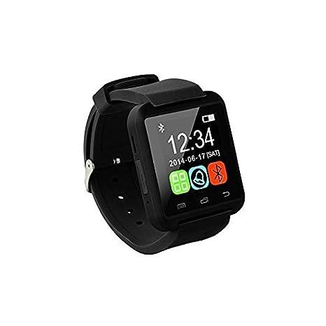 Reloj Inteligente Smartwatch Táctil Compatible con Android Smartphones: Amazon.es: Electrónica