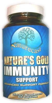 Nature Gold Anti-inflammatoire de soutien (60 capsules)