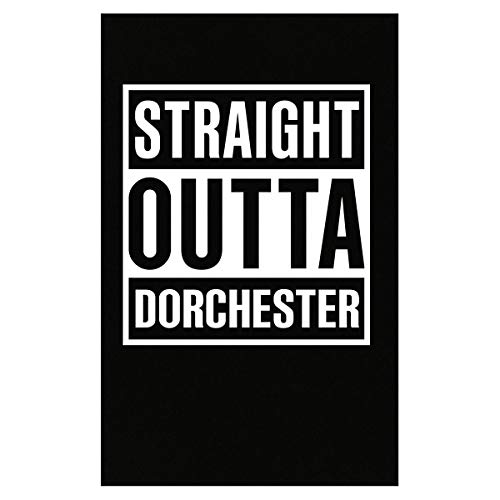 Inked Creatively Straight Outta Dorchester County - Dorchester Hanging