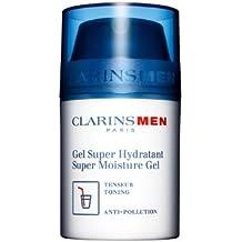 Clarins ClarinsMen Super Moisture Gel Firming - Anti-Pollution size: 1.7 fl oz,