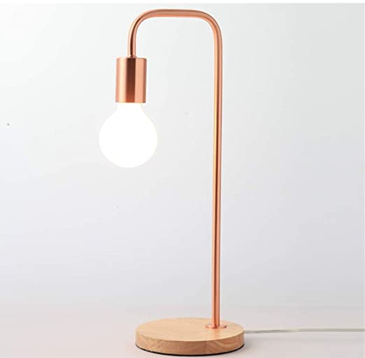 Lámpara de mesa E27 luz estudio oficina sala de estar dormitorio ...