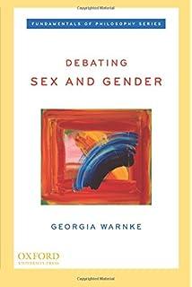 Debating sex and gender e book