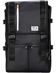 Just Porter Rucksack Black | 16 Laptop | 29L-34L | Sable by