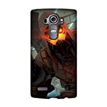 Exquisite Game Killzone: Shadow Fall Pattern Hard Phone Case Cover Protector Gifts for LG G4