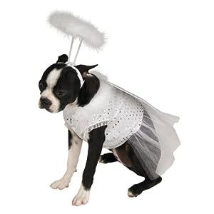 Rubie's Angel Pet Costume, Medium