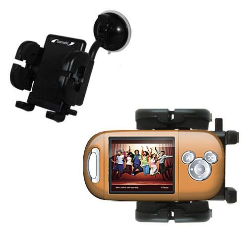 Windshield+Holder+compatible+with+the+Nickelodean+Digitial+Blue+Mix+Max+Player