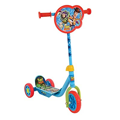 Toy Story M004006 Tri Scooter, Blue: Toys & Games