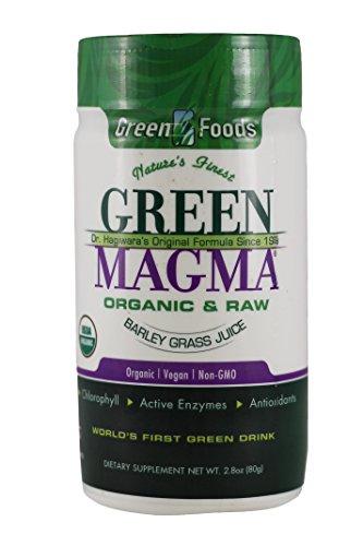 Green Magma (USA) Powder Green Foods 2.8 oz. Powder