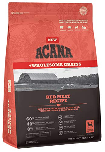 ACANA Red Meats + Wholesome Grains 4lb