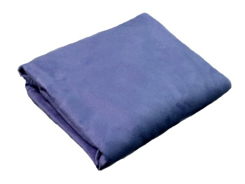 Replacement Cover for 3 Foot Cozy Sack Bean Bag Chair 44 Inch Diameter Durable Double Stitch Construction Machine Wash