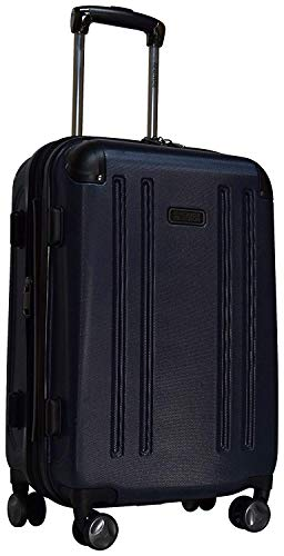 """Kenneth Cole Reaction 8 Wheelin Expandable Luggage Spinner Suitcase 29"""" (Navy)"""