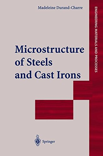 Iron Path Light (Microstructure of Steels and Cast Irons (Engineering Materials and Processes))
