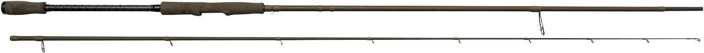 Zanderrute zum Kunstk/öderangeln Savage Gear 251cm 12-35g SG4 Medium Game Spinnrute zum Barschangeln /& Zanderangeln Blinkerrute Raubfischrute