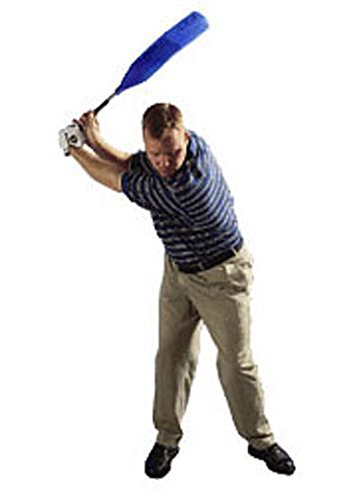 (SwingWave Golf Swing Trainer - Right Handed - Training Grip)