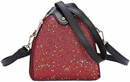 e0c0a6c1370e Shopping Material: 3 selected - Purples or Clear - Handbags ...