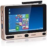 [Genuine System] GOLE1 5 Inch 4GB/32GB Intel Z8300 Windows 10/Android 5.1 2.4GHz/5GHz Dual-band WiFi TV Box Mini PC