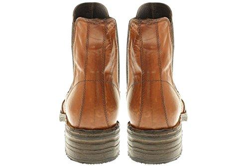 No Yuma Veg Damen 203 Cuoio Boots Ankle Claim Schuhe NC20 ZZFrxfaw