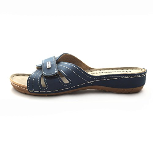Gezer Women's Clogs Blue kUvzU