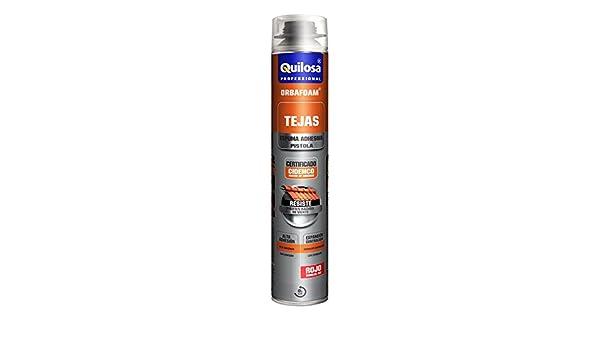 Quilosa T040162 Orbafoam O2 Tejas Pistola Roja: Amazon.es: Bricolaje y herramientas