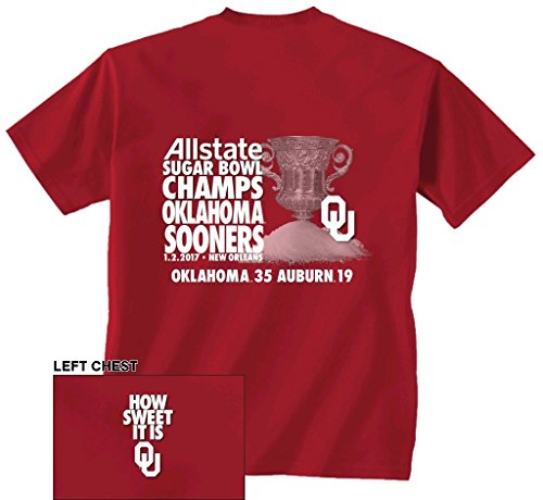sugar bowl champion t shirt - 8