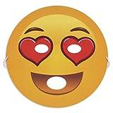 Emoji Universe: Emoji Foam Masks, 12 Pack